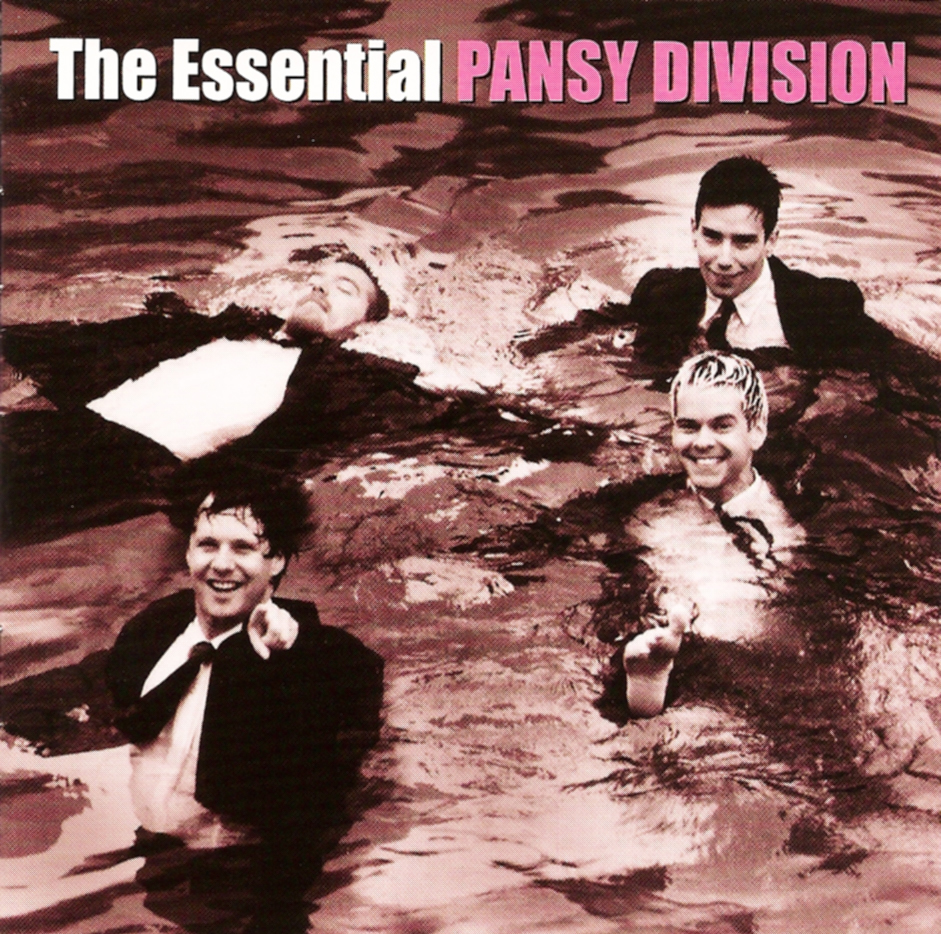 The Essential Pansy Division CD